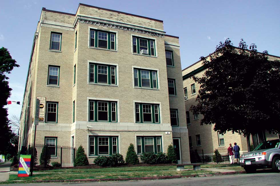 Buffalo Apartments Main Jewett